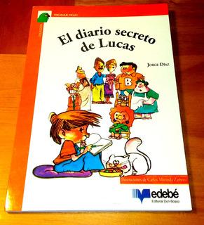 Libro - El Diario Secreto De Lucas