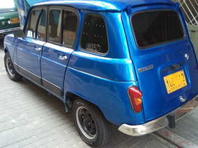 Renault 4 Máster Modelo 88 Original
