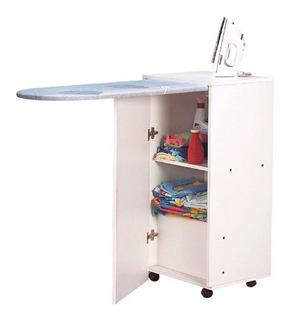 Mueble Planchador 3081 Gabinete Organizador Platinum Kromo-s