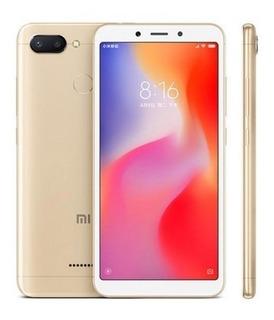 Celular Xiaomi Redmi 6 Dual Sim/ 64gb Dourado