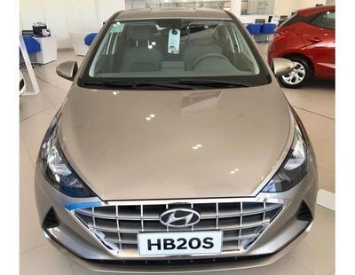 Hyundai Hb20s 1.6 Vision 16v Aut Okm