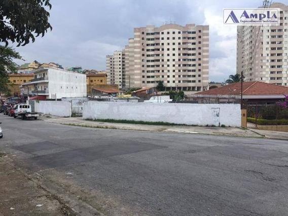 Terreno Comercial Para Locação, Cidade Líder, São Paulo. - Te0011