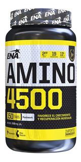 Amino 4500 Ena X 150 Tabs Crecimiento Recuperacion Muscular