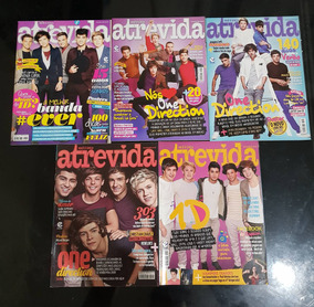 Atrevida One Direction Revistas