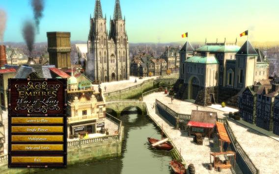Age Of Empires 3 Wars Of Liberty (dublado Com Expansão)