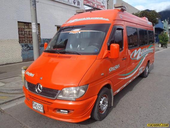 Autobuses Microbuses Mercedez Sprinter
