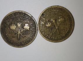 500 Réis Do Primeiro Centenário Da Independência 1822-1922