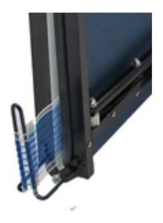 Kit Suporte + Rede - Klopf Para Mesas Modelos 1007 E 1009