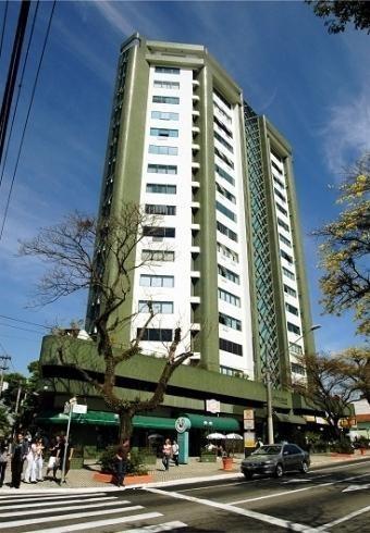 Conjuntos Comerciais No Centro-ed Metropolitan Offices-276m² - Sa0067
