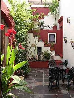 Jpj/ Casa Amueblada De 1 Planta