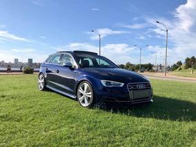 Audi S3 2.0 Tfsi Stronic Quattro 300cv U$s39.000 Y Cuotas