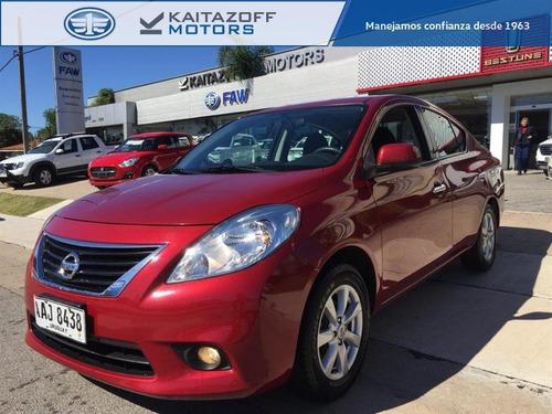 Nissan Versa At 2014 Excelente Estado