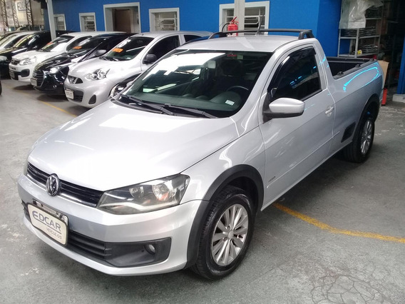Volkswagen Saveiro Cs 1.6 G6 Flex Completo