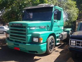 Scania T-112h 320 Ano 1989 Bem Conservada