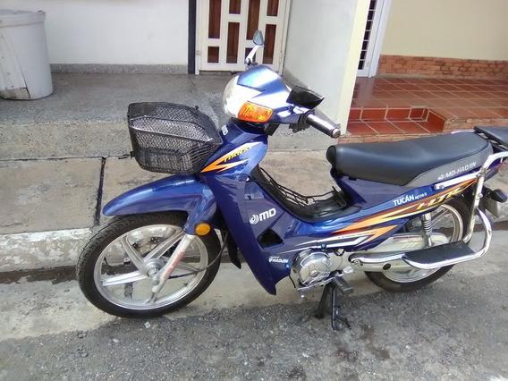 Moto Md Tucan 110 Cc
