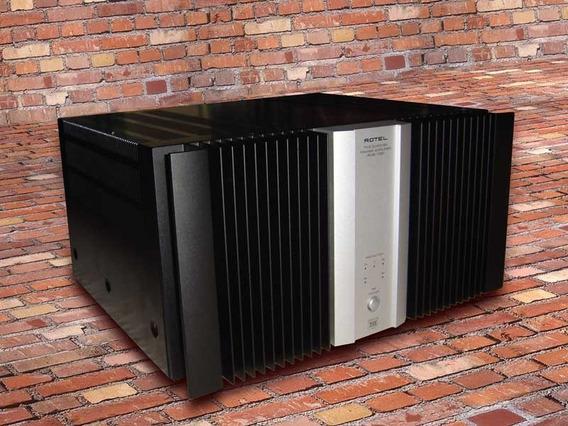 Amplificador Multicanal Rotel Rmb1095 - 5x 200 Watts