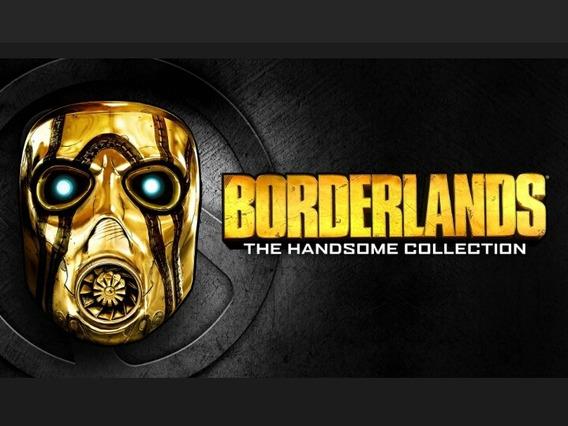 Jogo Borderlands: The Handsome Collection Midia Digital (pc)