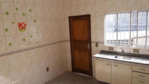 Casa Residencial Para Locação, Vila Francisco Matarazzo, Santo André. - Ca2047