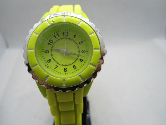 Relógio Quartz Feminino-novo Ponta De Estoque