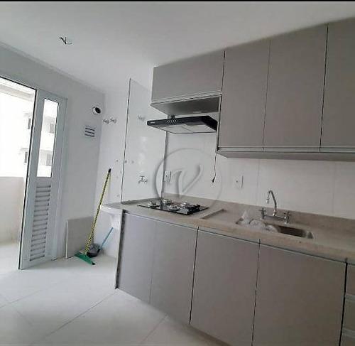 Excelente Apartamento Próximo Ao Shopping Abc - Ap10284