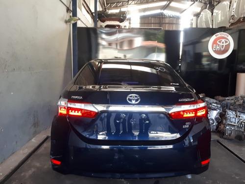 Sucata  Toyota Corolla  Xei 2.0 Automático 16/17