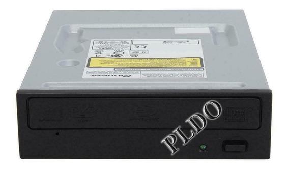 Gravador De Blu-ray Pioneer Bdr-206 Bk Interno Pc Sata Preto