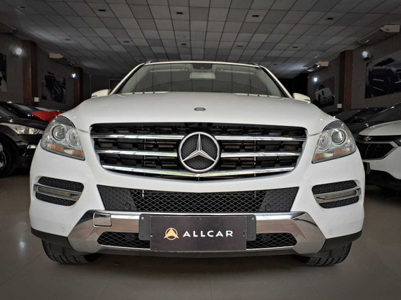 Mercedes Benz Ml350 Cdi Bluetec 3.0. Branco 2015/15