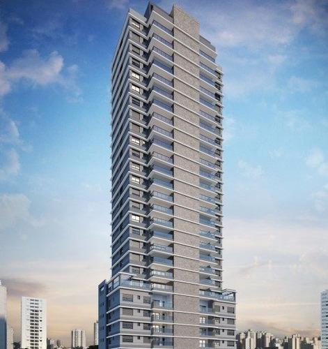 Apartamento Residencial Para Venda, Vila Mariana, São Paulo - Ap8095. - Ap8095-inc