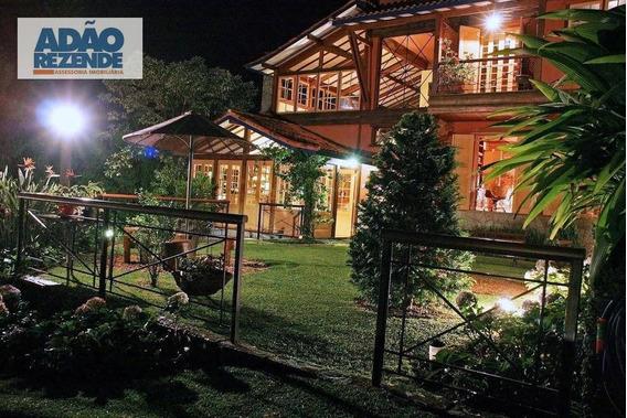 Casa Residencial À Venda, Bom Retiro, Teresópolis. - Ca0683