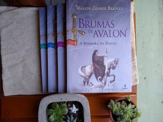 Livro: Coleção As Brumas De Avalon - Marion Zimmer Bradley