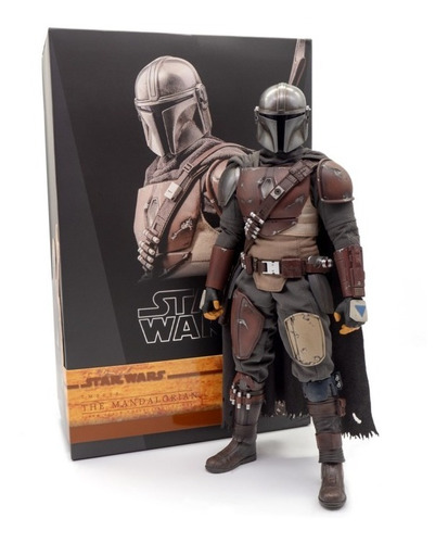 Hot Toys The Mandalorian Nuevo 1/6 Fpx