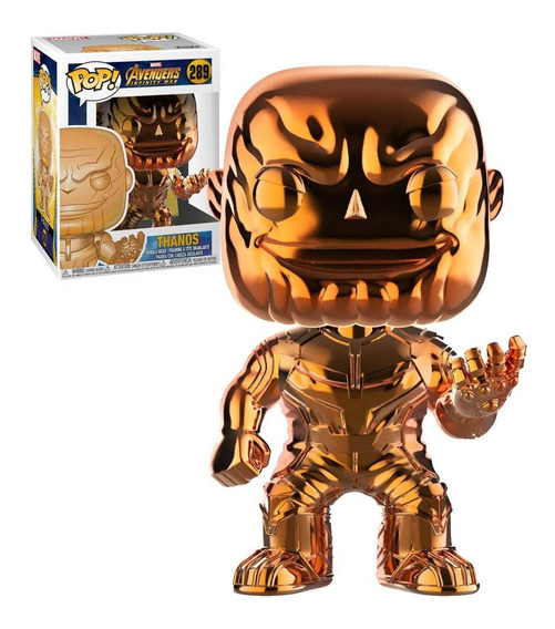 Funko Pop Thanos 289 - Avengers Muñeco Original