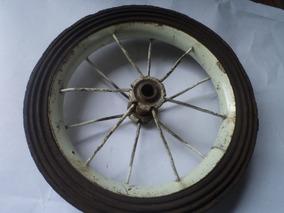 Roda Antiga De Pedal-car