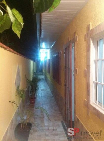 Casa Para Venda Por R$350.000,00 - Agenor De Campos, Mongaguá / Sp - Bdi18661