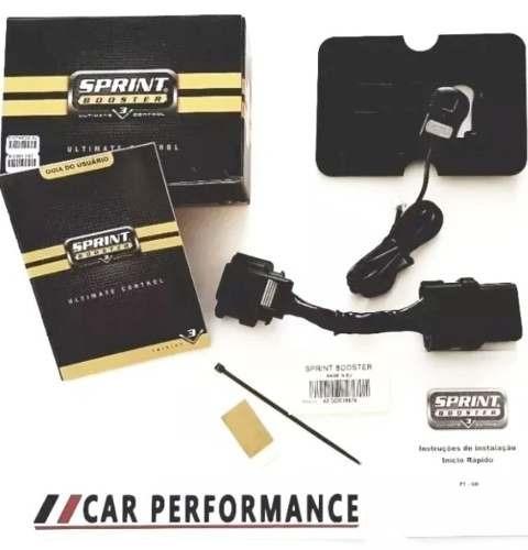 Sprintbooster P/ Acelerador Honda Tem P/ Todos Modelos