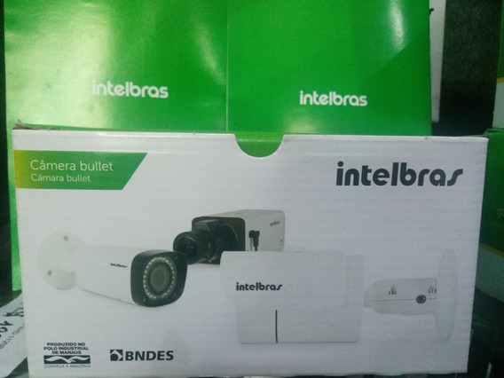 Câmera Intelbras Modelo Vhd 1120 B G3 Multi Hd 4565226