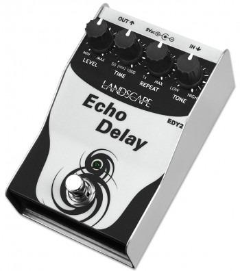 Pedal Landscape Echo Delay | Edy2 | Para Guitarra