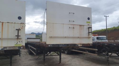 Randon Porta Container Carga Seca - 5893