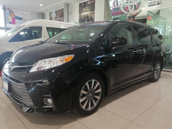 Toyota Sienna 3.5 Xle Piel At 2020