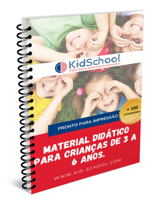 Ebook Inglês Para Crianças