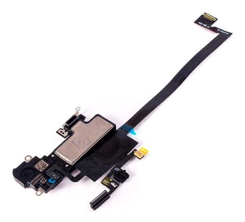 Imagem 1 de 8 de Alto Falante Auricular iPhone XS Max Flex Sensor Face Id