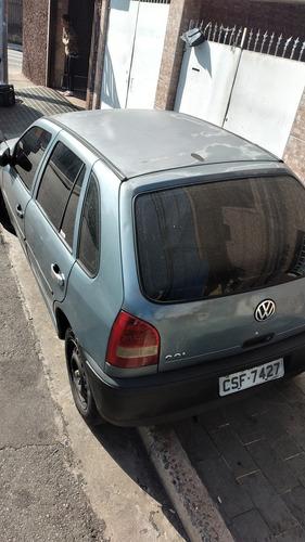 Imagem 1 de 4 de Volkswagen  Gol G3  Gol G3