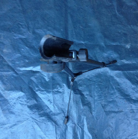 Pedestal Suporte Metálico Para Microfones Ask Usado