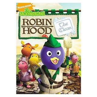 Backyardigans: Robin Hood El Dvd Limpio