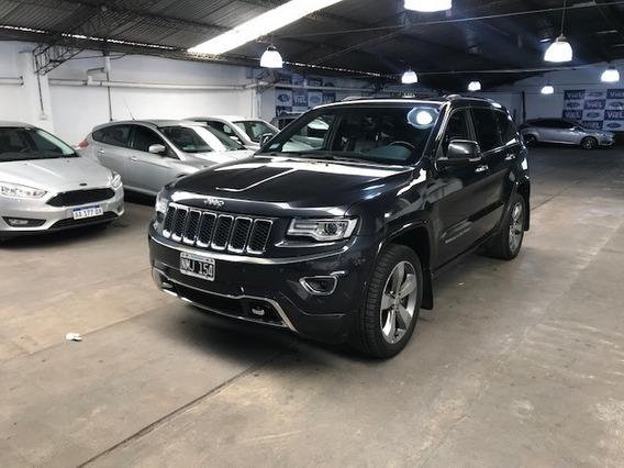 Jeep Grand Cherokee 2014 3.6 Overland At -viel Automotores