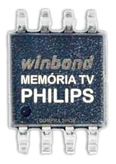 Memoria Flash Tv Philips 39pfl3008d/78 Tela Tpvision Gravado