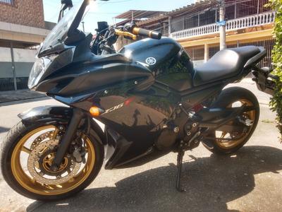 Xj6 F Ano 2010 Toda Revisada Moto De Estrada
