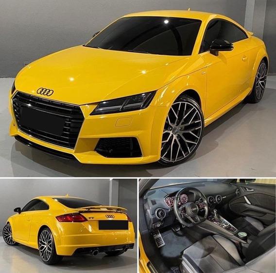Audi Tt 2.0 Tfsi Coupé Ambition 2016 Amarela
