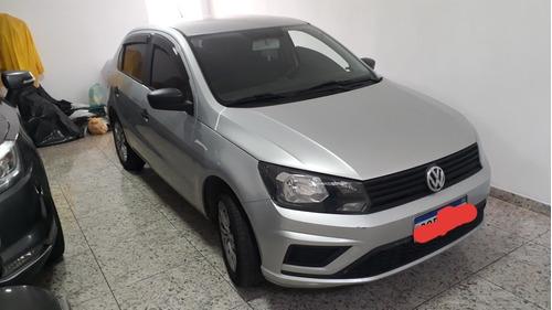Volkswagen Voyage 2019 1.6 Msi Total Flex 4p