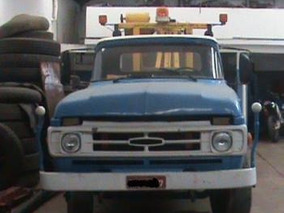 Ford F600 - Guincho